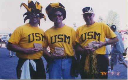 Southern Miss Family Tradition